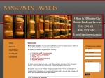 View More Information on Nanscawen Lawyers
