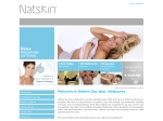 View More Information on Natskin Day Spa Retreat, South melbourne