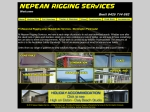 View More Information on Nepean Rigging Services