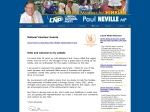 View More Information on Neville Paul (MP-Hinkler)