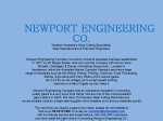 View More Information on Newport Engineering Co.