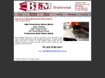 View More Information on NK Products Pty Ltd Precision Sheetmetal