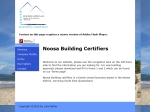 View More Information on Noosa Building Certifiers, Noosaville