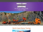 View More Information on North Coast Towing