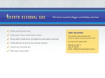View More Information on North Regional Gas