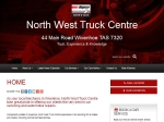 View More Information on North West Truck Centre, Wivenhoe