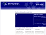 View More Information on Northern Districts Gymnastics Club Inc