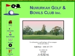 View More Information on Numurkah Golf & Bowls Club