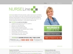 View More Information on Nurseline Healthcare Personnel