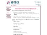 View More Information on Nu-Tech Electrical Pty Ltd