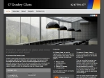 View More Information on O'Gradey Glass