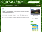 View More Information on O'Connor Lawnmower & Chainsaw Centre