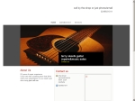 View More Information on O'Keefe Terry Guitar Repairs & Music Sales
