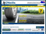View More Information on O'Neills Tyres, Wallsend