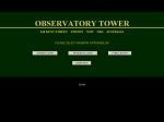 View More Information on Observatory Tower