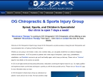 View More Information on OG Chiropractic & Sports Injury Group