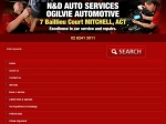 View More Information on ND Auto Services, Mitchell