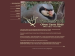 View More Information on Olson Game Birds