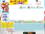 View More Information on Ollie The Clown And Trish