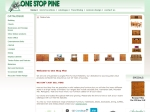 View More Information on One Stop Pine Furniture Warehouse