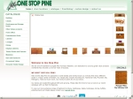 View More Information on One Stop Pine Furniture Warehouse, Campbelltown