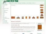 View More Information on One Stop Pine Furniture Wharehouse
