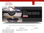 View More Information on One Stop Service Centre