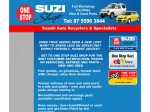 View More Information on One Stop Suzi Shop