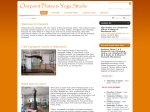View More Information on Onepoint Pilates & Yoga Studio