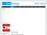 View More Information on Open Systems Support