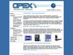 View More Information on Opex Informatics Pty Ltd