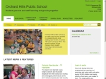 View More Information on Orchard Hills Public School