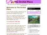 View More Information on Orchid Place (The)