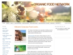 View More Information on The Organic Food Network