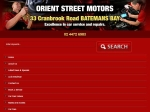 View More Information on Orient Street Motors, Batemans Bay