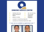 View More Information on Ormond Service Centre