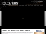 View More Information on Outaquin