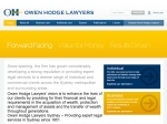 View More Information on Owen Hodge Lawyers, Sydney