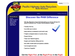 View More Information on Pacific Hwy Auto Recyclers