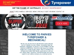 View More Information on Parkes Tyrepower and Mechanical