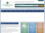 View More Information on St John Of God Health Care