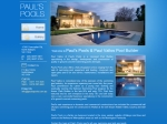 View More Information on Paul Vallos Pool Builder