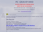 View More Information on PC Graveyard, Geelong