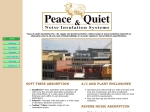 View More Information on Peace & Quiet Insulation Pty; Ltd;