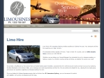 View More Information on Penrith Valley Limousines