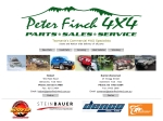 View More Information on Peter Finch (Four Wheel Drive) Pty Ltd