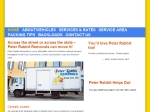 View More Information on Peter Rabbit Removals