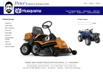 View More Information on Peters Mower & Chainsaw Centre