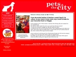 View More Information on Pets & The City
