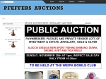 View More Information on Pfeffers Antique & Estate Auctions